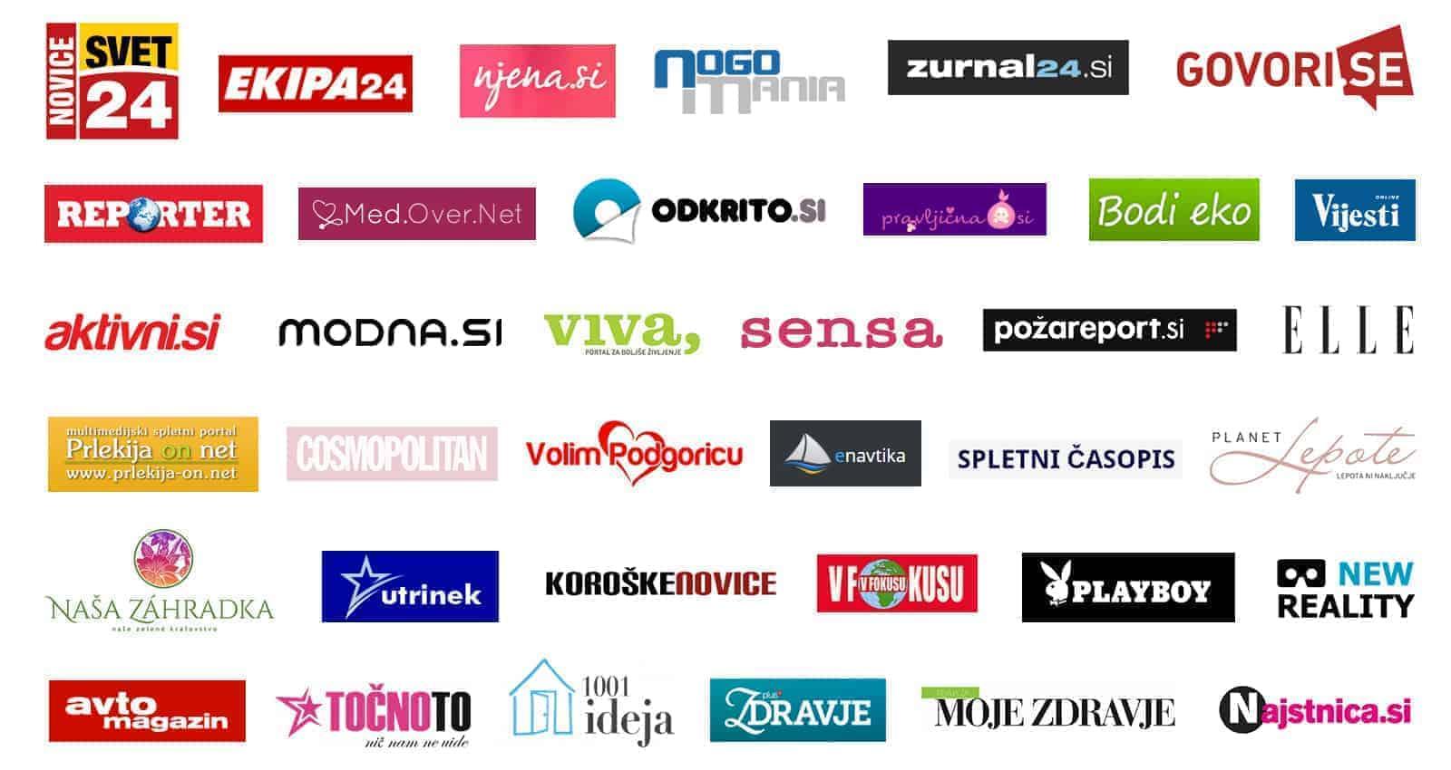Slovenski mediji