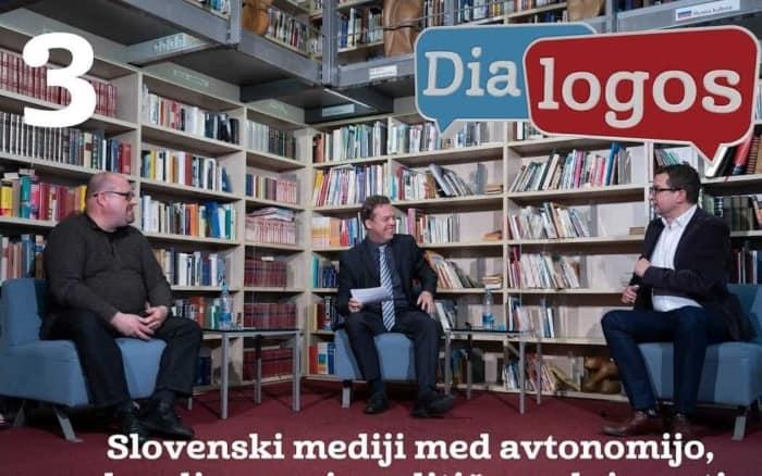 Tino Mamić in že tretja oddaja Dialogos!