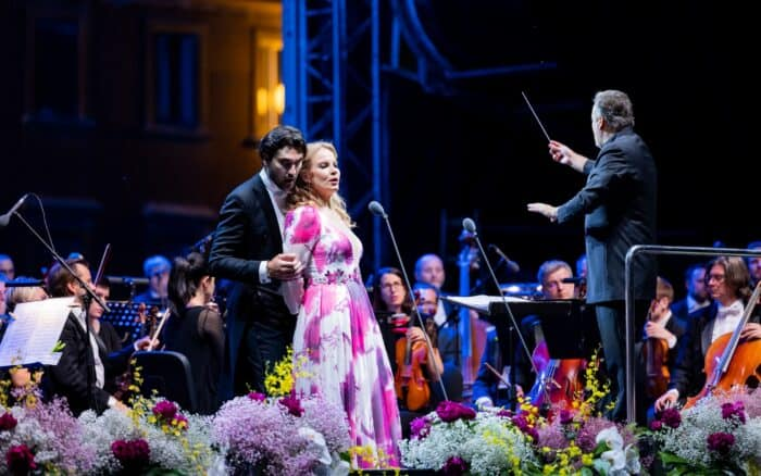 Elīna Garanča v glavni vlogi koncertne izvedbe opere Carmen