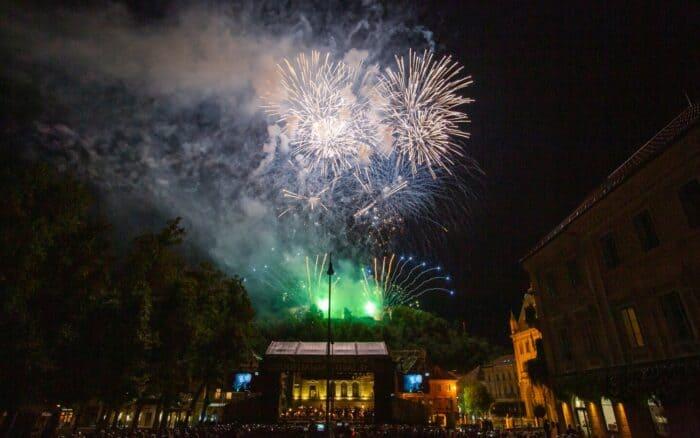Slavnosten zaključek 69. Ljubljana Festivala